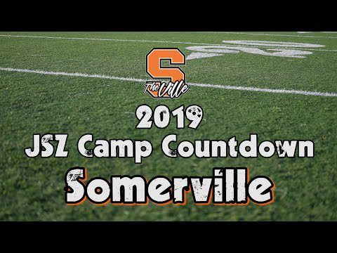 Somerville Pioneers   2019 JSZ Camp Countdown Football Preview