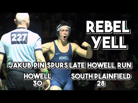 Howell 30 South Plainfield 28 | Rebels Win 67th Straight Dual Meet