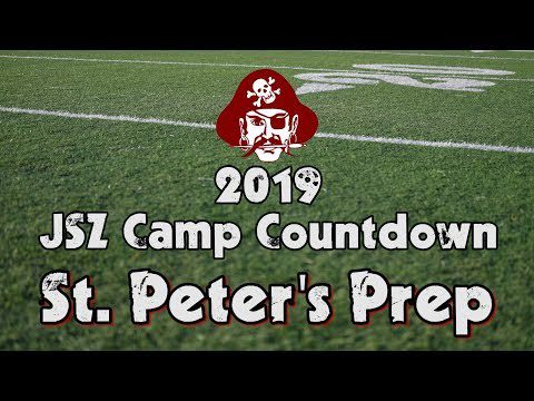 St. Peter's Prep Marauders | 2019 JSZ Camp Countdown Football Preview