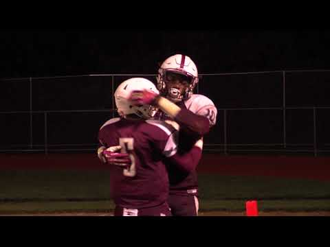 Monmouth Regional 28 Red Bank Regional 27 week 6 highlights 1