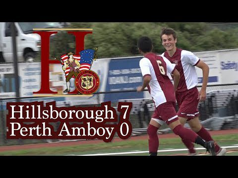 Hillsborough 7 Perth Amboy 0