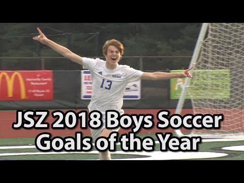 JSZ 2018 Boys Soccer Goals of the Year