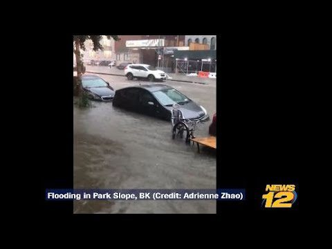 Stormy Weather Causes Flooding and Damage across the Tri-State Area