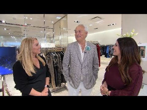 Elizabeth & Elisa: Fall Trends with Badgley Mischka