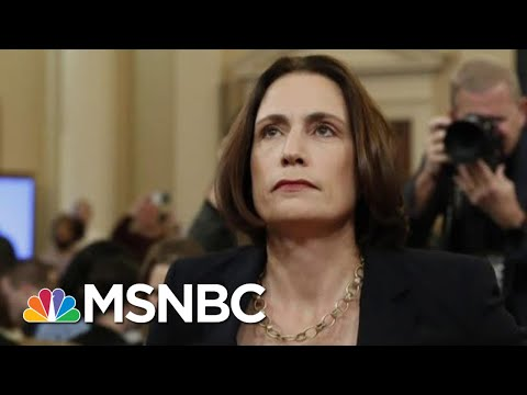 The Story Behind Russia Expert Fiona Hill | Deadline | MSNBC