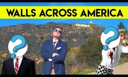 Walls Across America: Celebrity Edition