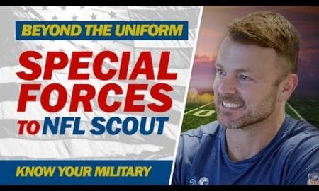 Special Forces to NFL Scout