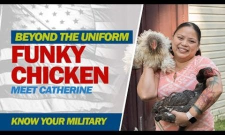 The Funky Chicken for Social Media