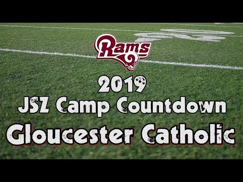 Gloucester Catholic Rams | JSZ Camp Countdown 2019 Football Preview