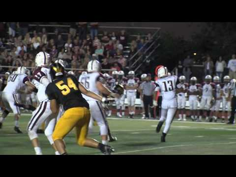 Saint John Vianney 37 Red Bank Regional 0 Week Three Highlights