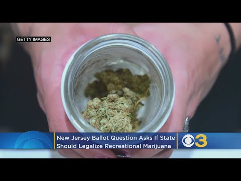 New Jersey Lawmakers Planning Marijuana Question For 2020 Ballot