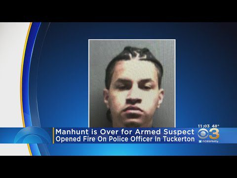 Ocean County News: Police: Suspect Who Fired At Officer In Ocean County Taken Into Custody