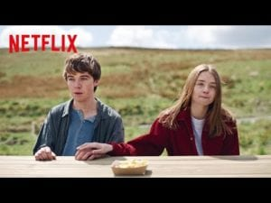 Entertainment: The End of the F***ing World | Fake Rom Com Trailer | Netflix