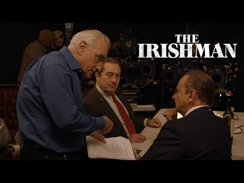 Entertainment: The Irishman | The Acting | Netflix