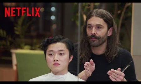 Entertainment: What is it Like Being a Gay Man in Japan? | Queer Eye: We're in Japan! | Netflix