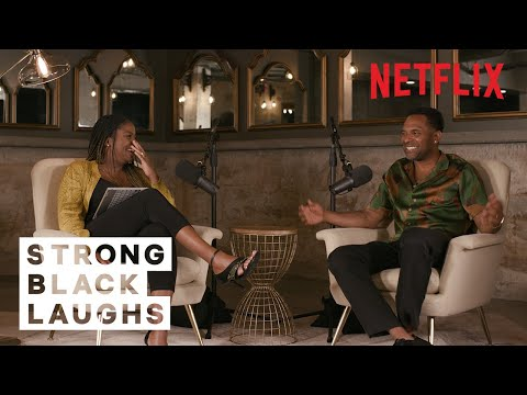Entertainment: Strong Black Laughs: The Mike Epps Interview | Netflix