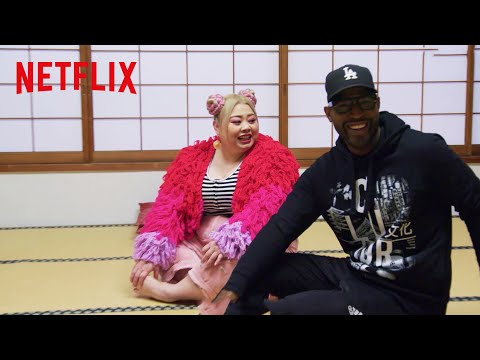 Entertainment: Karamo + Naomi Watanabe Give Tips On Living Confident Lives | Queer Eye: We're in Japan! | Netflix