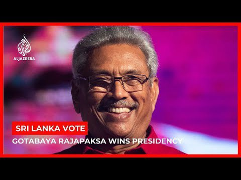 World News: Sri Lanka vote: Rajapaksa wins presidency as Premadasa concedes