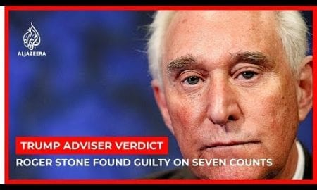 World News: Trump ally Roger Stone guilty of lying to Congress