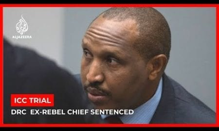 World News: ICC sentences Congolese rebel chief Ntaganda to 30 years in jail