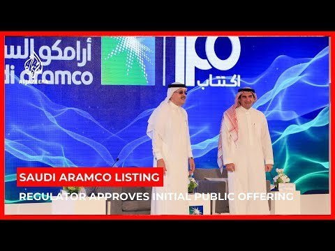 World News: Saudi regulator approves Aramco share listing request