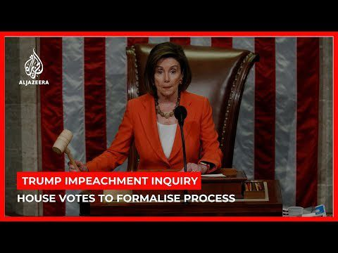World News: Trump impeachment inquiry: US House approves ground rules