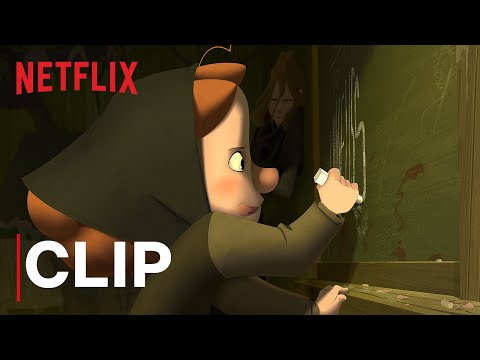 Entertainment: Klaus | Learning To Write | Netflix