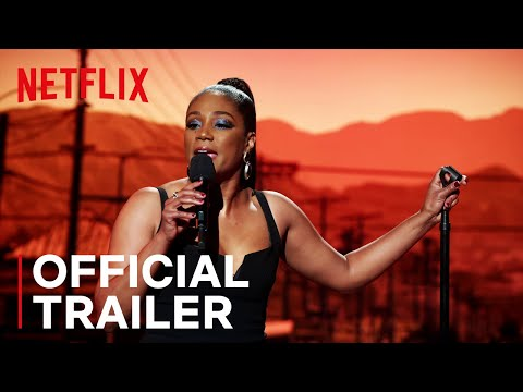 Entertainment: Tiffany Haddish: Black Mitzvah | Official Trailer | Netflix