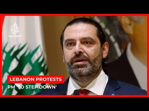 World News: Lebanon PM Saad Hariri to submit resignation after mass protests