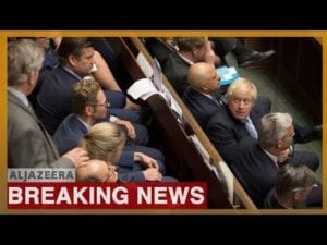 World News: UK MPs back Brexit extension amendment