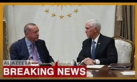 World News: US, Turkey agree to temporary ceasefire in Syria