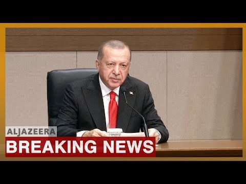World News: Turkish president Erdogan addresses Turkey's Syria offensive