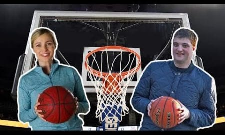 What Happens When A Nerdy Reporter Challenges Congressional Candidate On The Basketball Court?