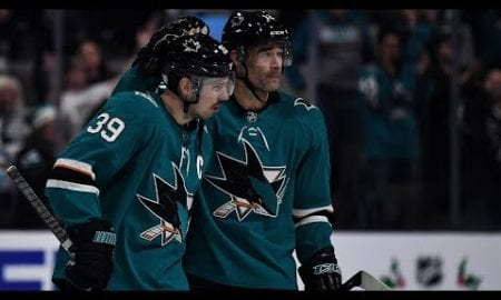 Couture buries OT winner for 2nd straight game