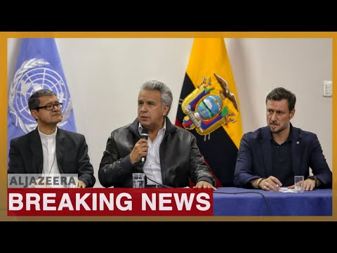 World News: Ecuador's Moreno, indigenous groups reach deal to end protests