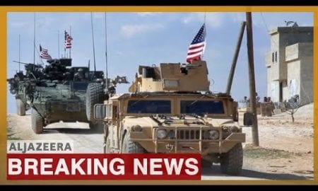 World News: US troops are pulling out of Northern Syria