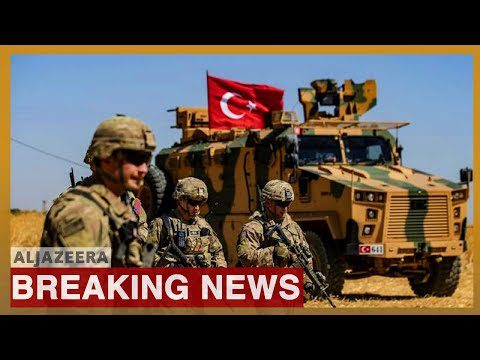 World News: White House: Turkey to begin military operation in Northern Syria
