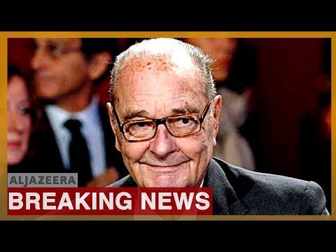 World News: Former French President Jacques Chirac dies aged 86