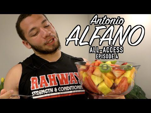 "JSZ Report: Antonio Alfano All-Access | Episode 4 | ""Let's Eat!"" 