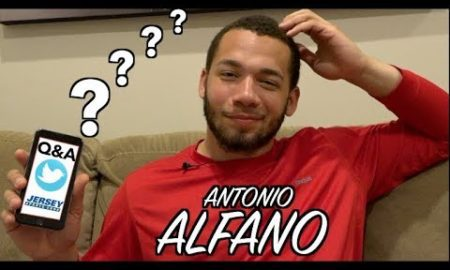 JSZ Report: Q & A with Antonio Alfano   Top Football Recruit Talks College Choice, Favorite Resturant, & More!