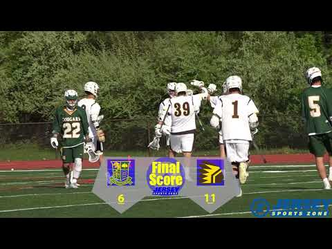 JSZ Report: Watchung Hills 11 Montgomery 6 | Somerset County Boys LAX Semifinals | Brendan Dreyer 4 Goals