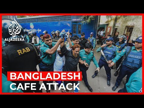 World News: Holey Artisan cafe attack: Dhaka court sentences seven to death
