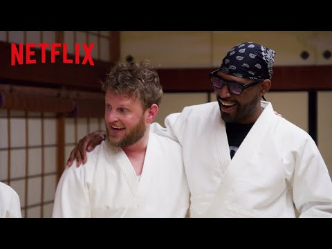 Entertainment: Queer Eye's Fab 5 and Naomi Watanabe Try Judo | Netflix