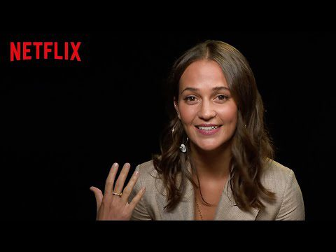 Entertainment: Alicia Vikander On Learning Japanese for Earthquake Bird | Netflix