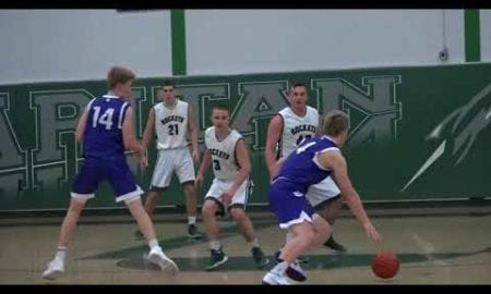 JSZ Report: Rumson Fair Haven 64 Raritan 57 Boys Basketball highlights