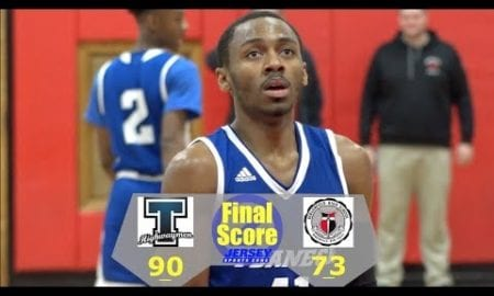 JSZ Report: Teaneck – 90 Bergenfield – 73 | Boys Basketball | Ja'Quaye James – JellyFam