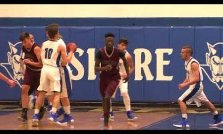 JSZ Report: Matawan 64 Shore Regional 38 HS Boys Basketball