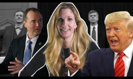 """Ann Coulter: """"Who Cares If It's Quid Pro Quo, That's Known As Foreign Policy!"""""""