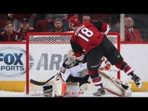 Ducks, Coyotes pick a winner in the shootout