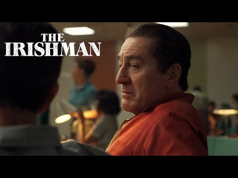 Entertainment: The Irishman | Robert De Niro | Netflix